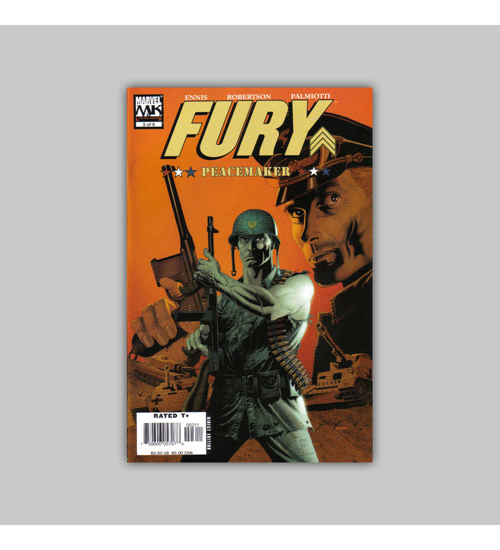 Fury: Peacemaker 3 2006