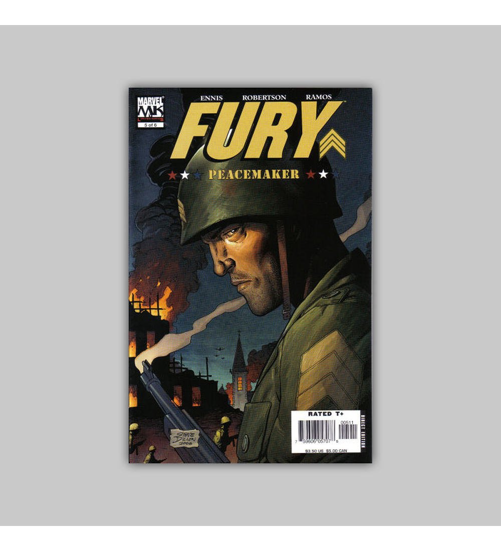 Fury: Peacemaker 5 2006