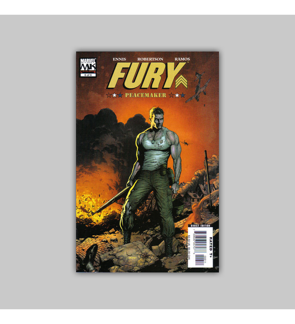 Fury: Peacemaker 6 2006