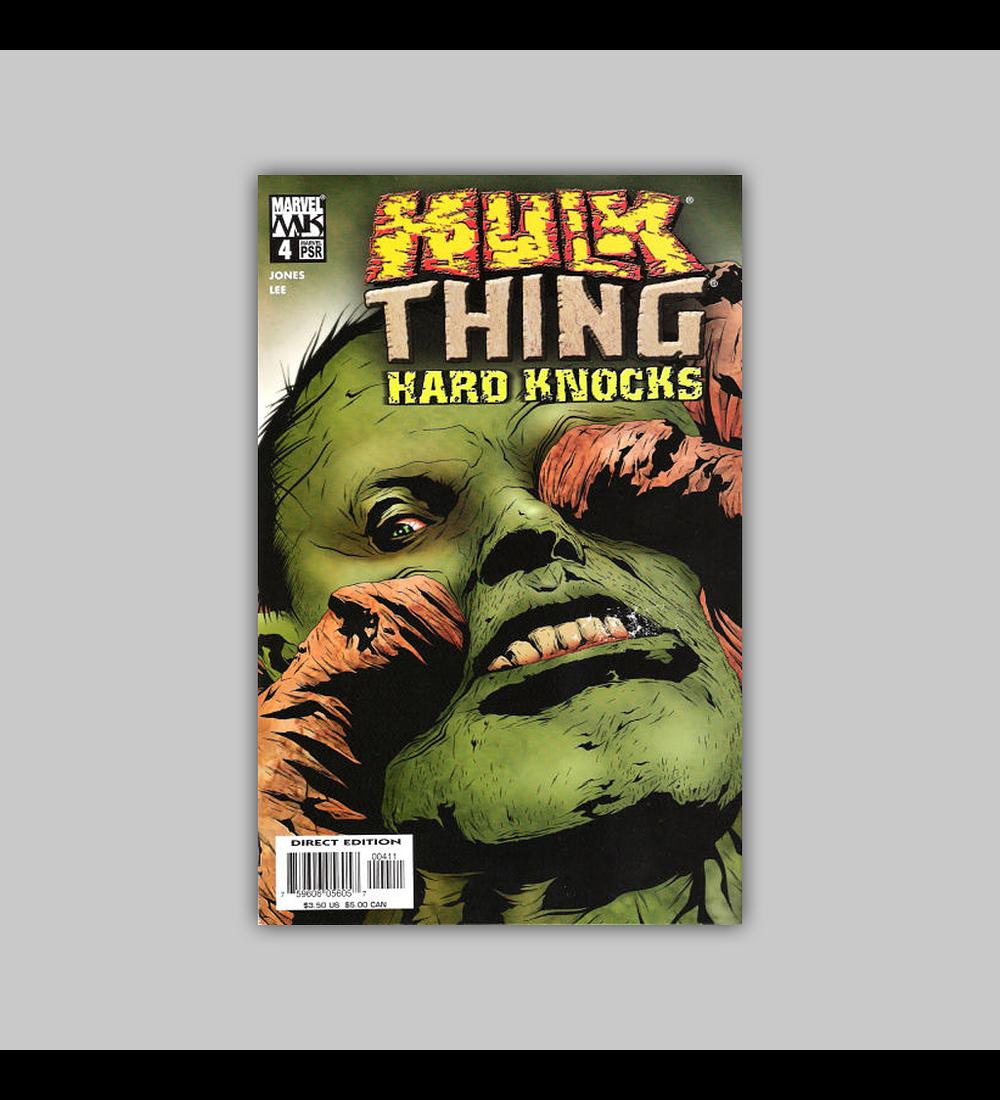 Hulk and Thing: Hard Knocks 4 2005