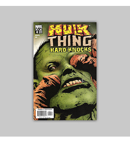 Hulk and Thing: Hard Knocks 4 2005