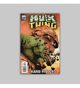Hulk and Thing: Hard Knocks 3 2005