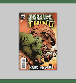 Hulk and Thing: Hard Knocks 3 2005
