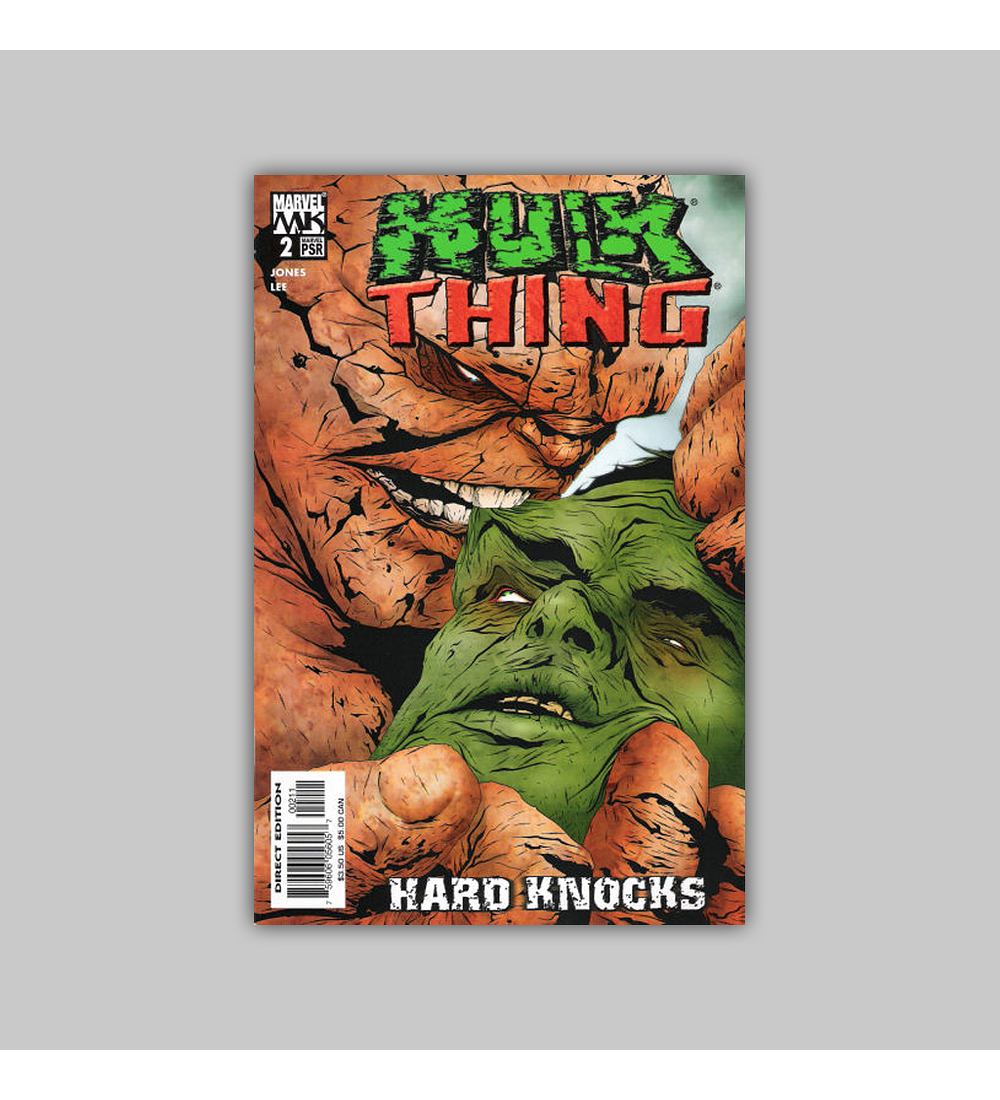 Hulk and Thing: Hard Knocks 2 2004