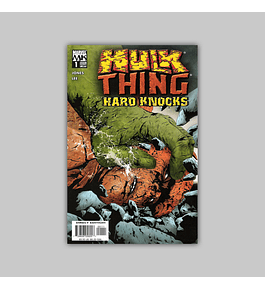 Hulk and Thing: Hard Knocks 1 2004
