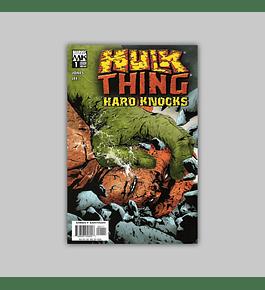Hulk and Thing: Hard Knocks 1 2004