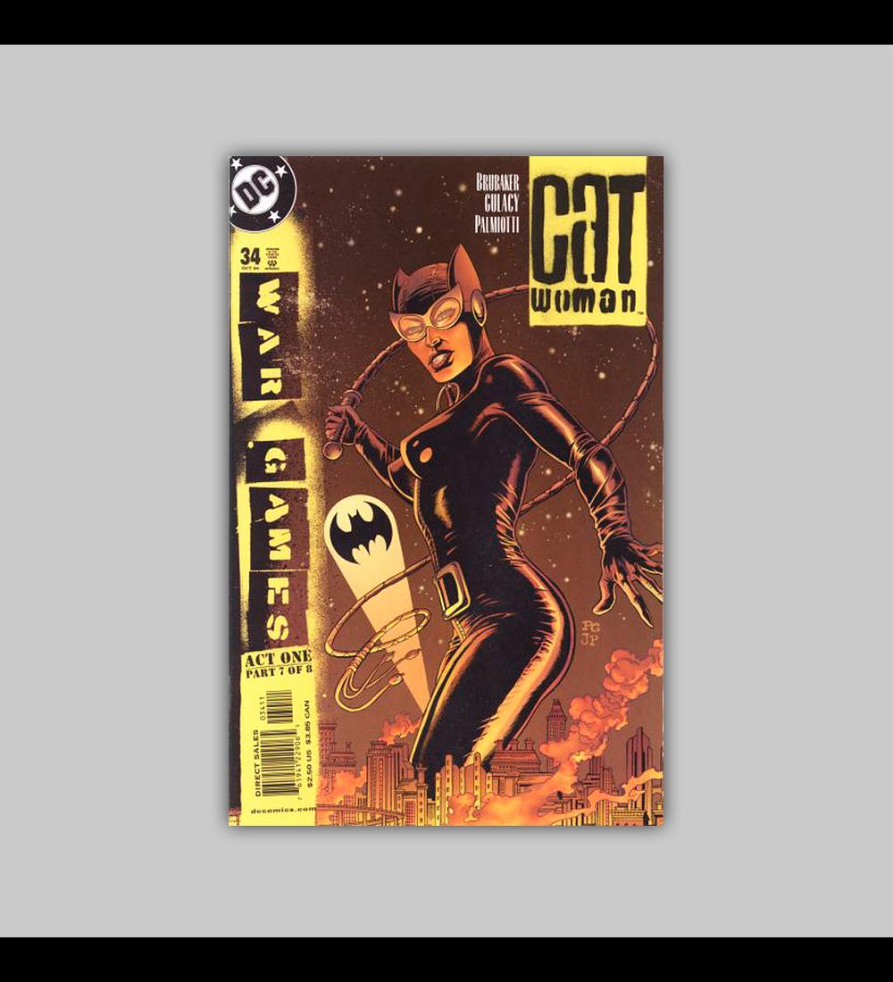 Catwoman (Vol. 2) 34 2004