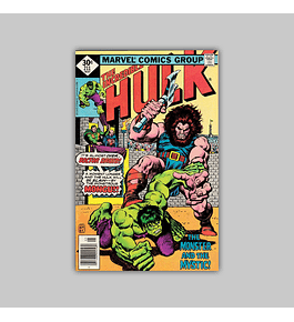 Incredible Hulk 211 1977