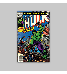 Incredible Hulk 219 FN (6.0)