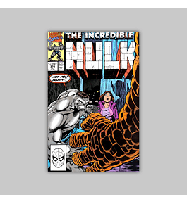 Incredible Hulk 374 1990