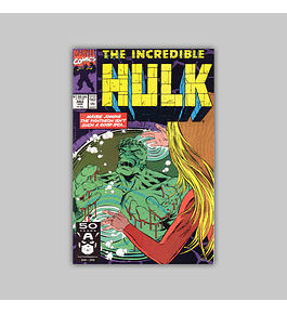 Incredible Hulk 382 VF/NM (9.0) 1991