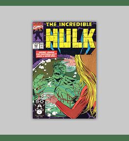 Incredible Hulk 382 VF/NM (9.0) 1991
