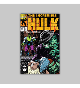 Incredible Hulk 383 1991