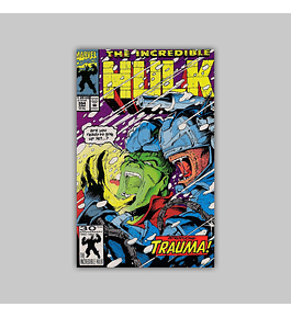 Incredible Hulk 394 1992