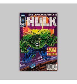 Incredible Hulk 447 1996