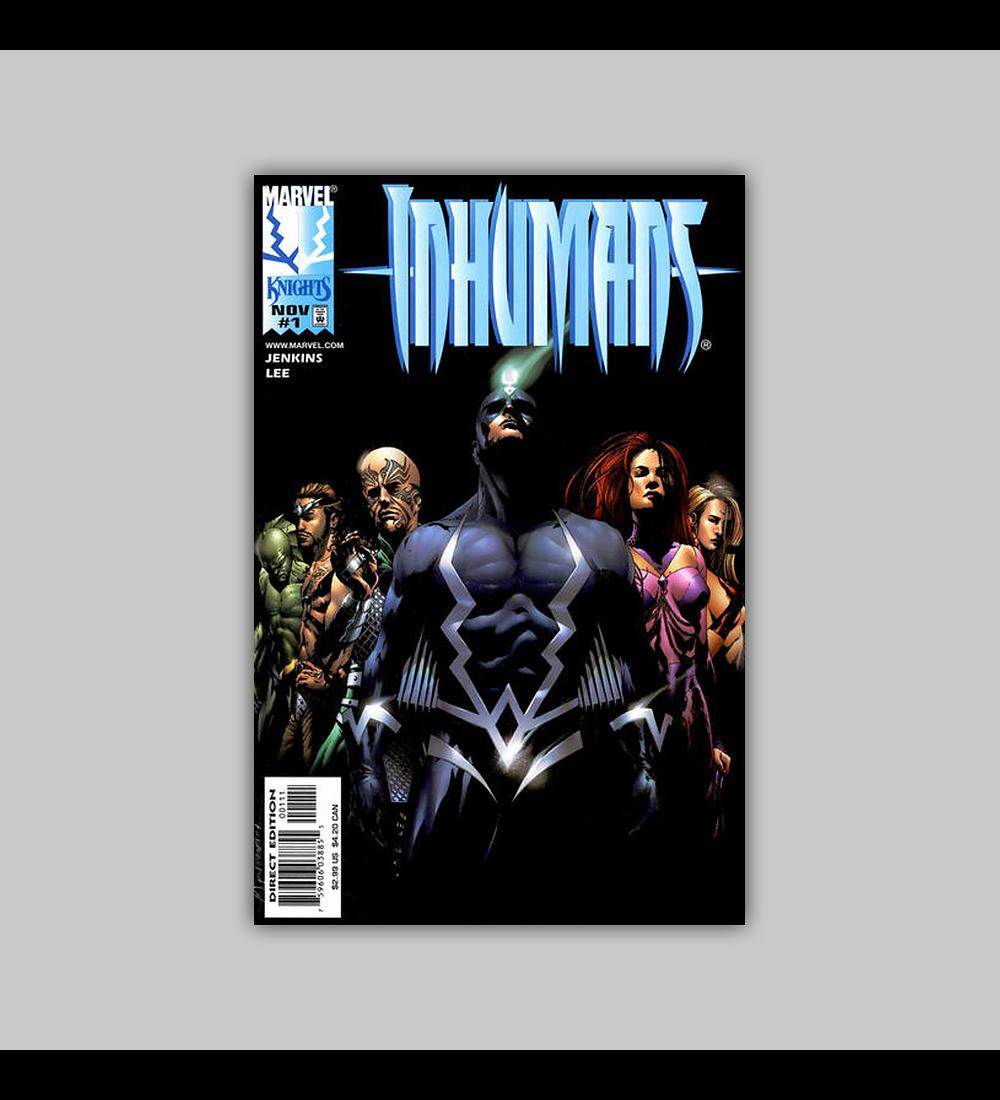 Inhumans 1 1998