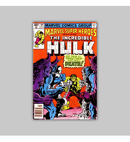 Marvel Super-Heroes 89 VF (8.0) 1980