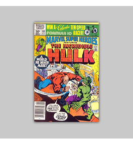 Marvel Super-Heroes 103 FN (6.0) 1981