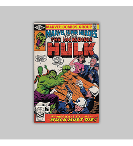 Marvel Super-Heroes 96 FN (6.0) 1981