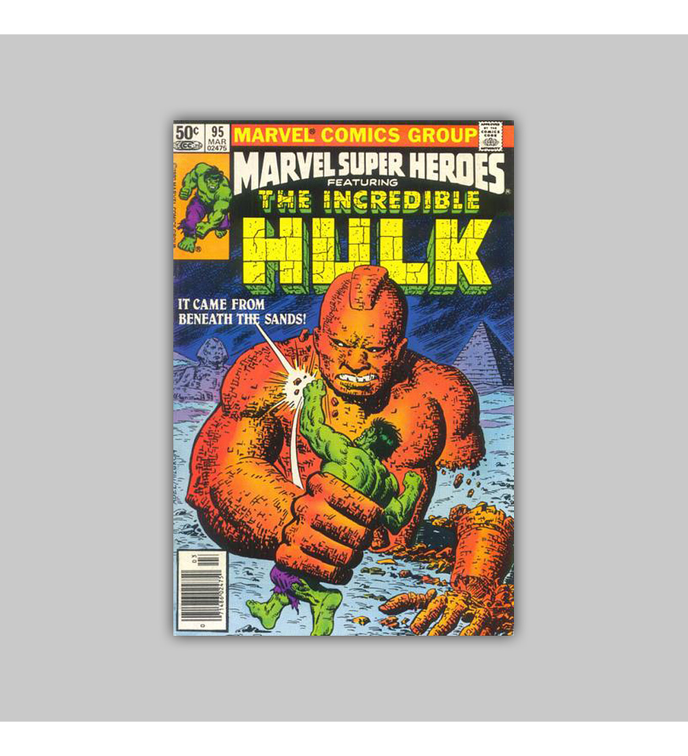 Marvel Super-Heroes 95 VF/NM (9.0) 1981