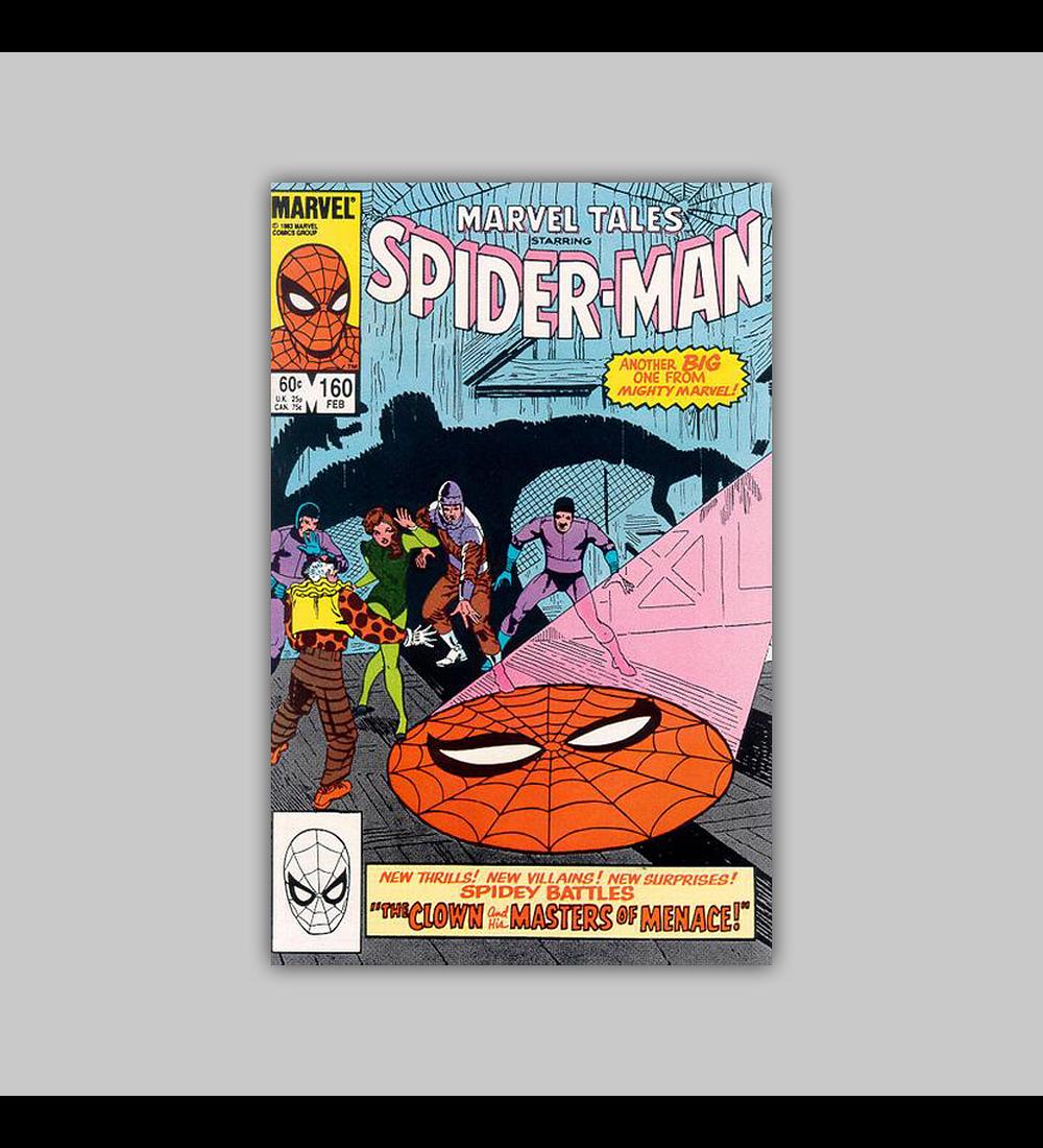 Marvel Tales 160 FN (6.0) 1984