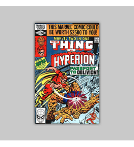 Marvel Two-In-One 67 1980