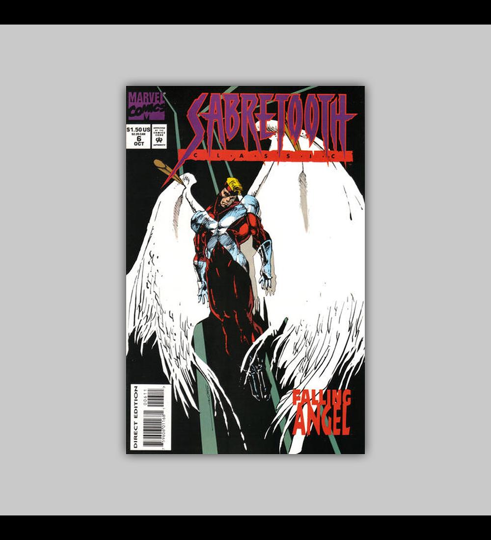 Sabretooth Classic 6 1994