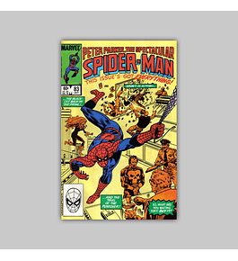 Peter Parker, the Spectacular Spider-Man 83 1983