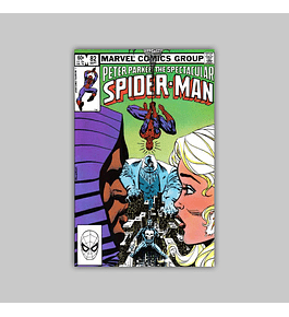 Peter Parker, the Spectacular Spider-Man 82 1983
