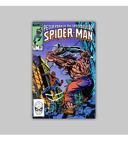 Peter Parker, the Spectacular Spider-Man 88 VF (8.0) 1984