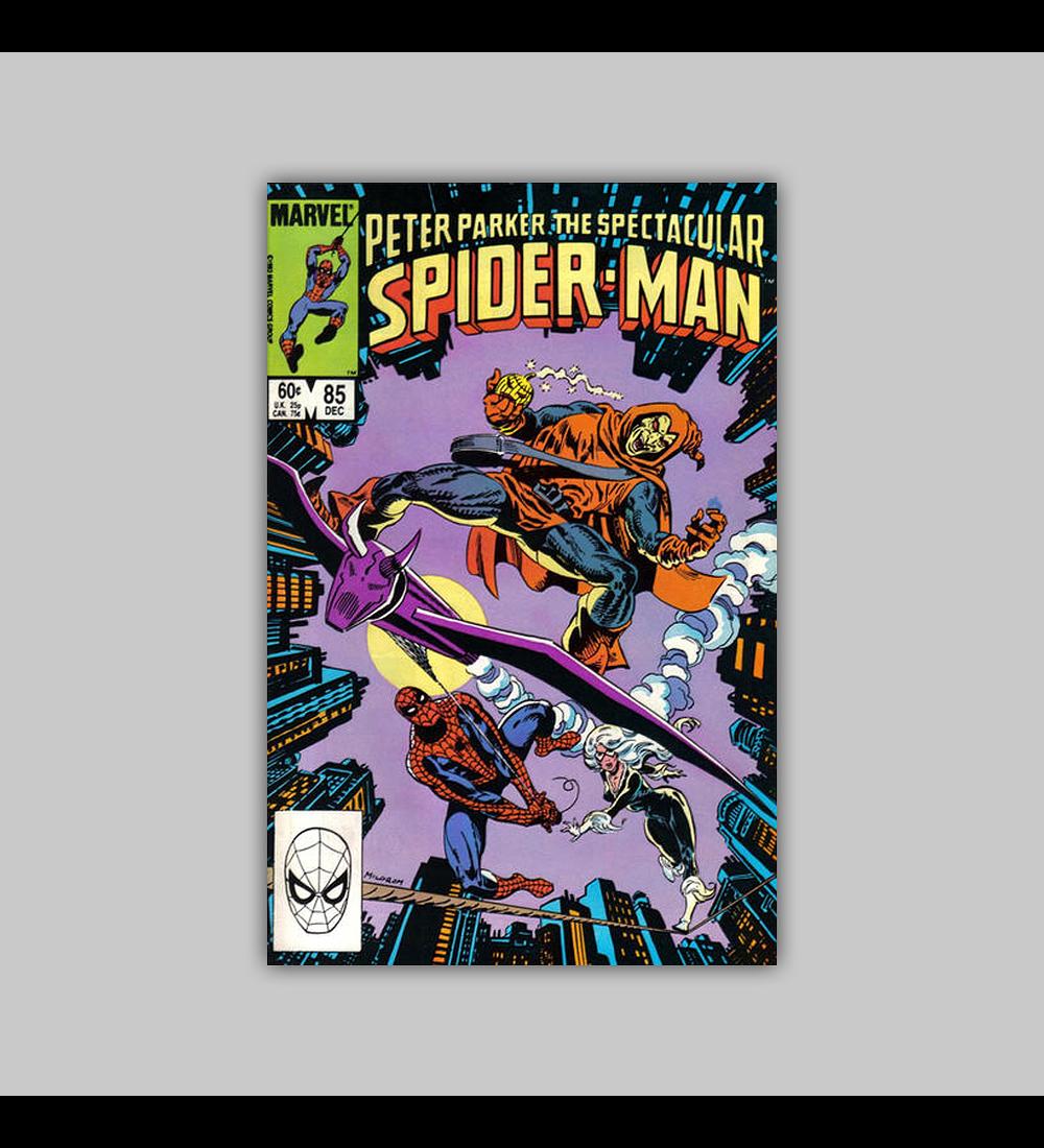 Peter Parker, the Spectacular Spider-Man 85 1983