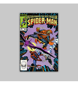 Peter Parker, the Spectacular Spider-Man 85 1983
