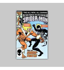 Peter Parker, the Spectacular Spider-Man 116 1986