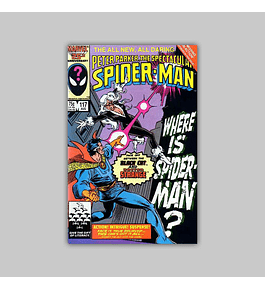 Peter Parker, the Spectacular Spider-Man 117 1986