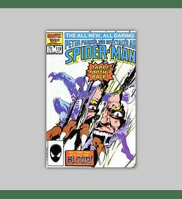 Peter Parker, the Spectacular Spider-Man 119 1986