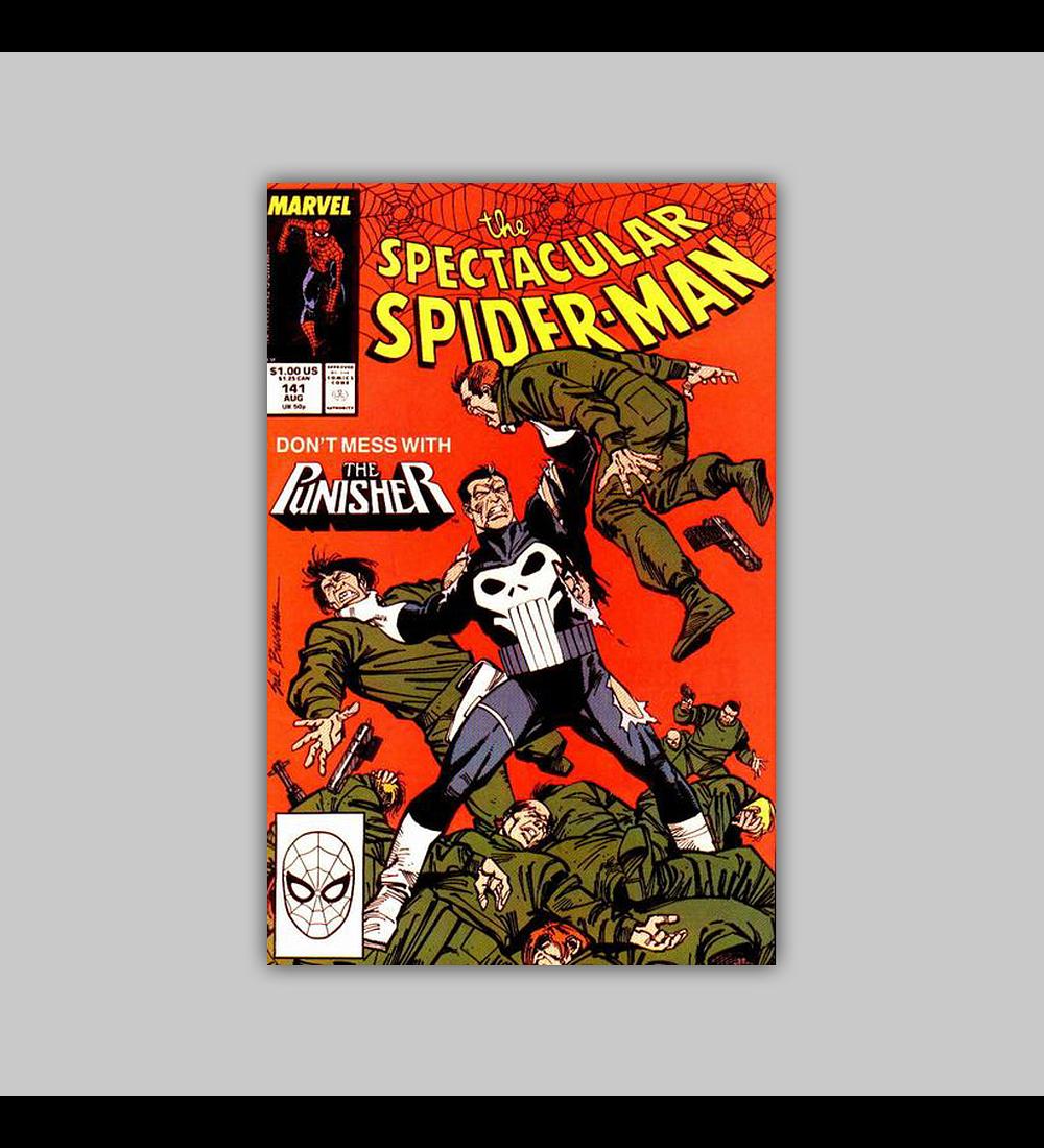 Peter Parker, the Spectacular Spider-Man 141 1988