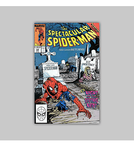 Peter Parker, the Spectacular Spider-Man 148 1989