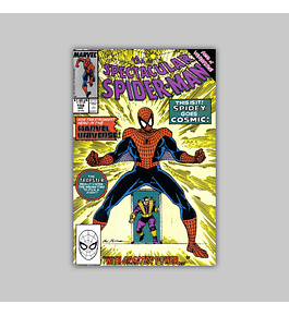 Peter Parker, the Spectacular Spider-Man 158 1990