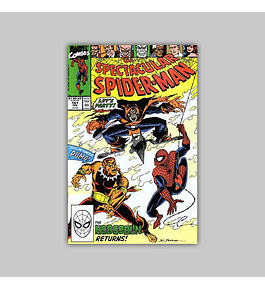 Peter Parker, the Spectacular Spider-Man 161 1991