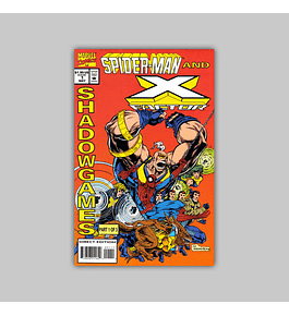 Spider-Man & X-Factor: Shadowgames 1 1994