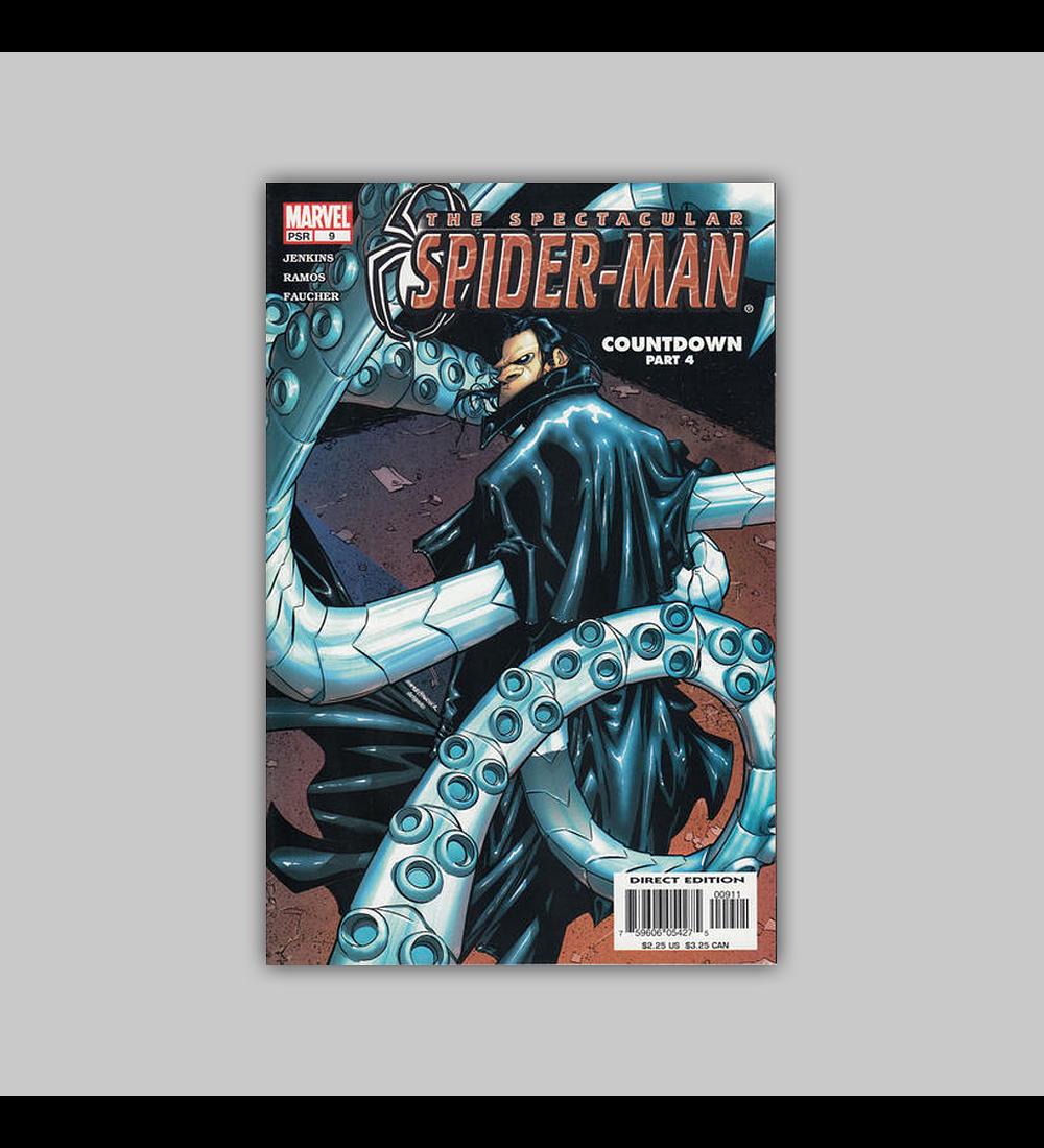 Spectacular Spider-Man (Vol. 2) 9 2004