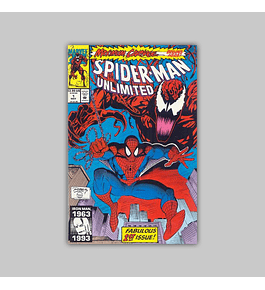Spider-Man Unlimited 1 1993