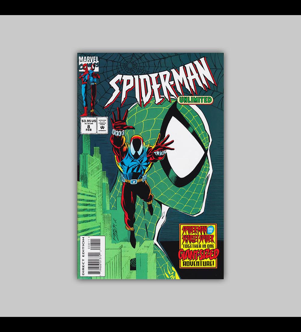 Spider-Man Unlimited 8 1995