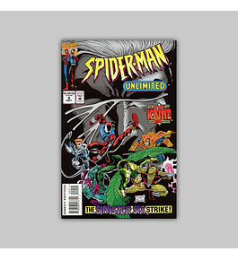Spider-Man Unlimited 9 1995