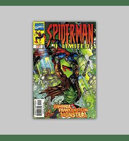 Spider-Man Unlimited 21 1998