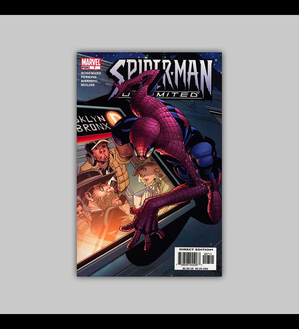 Spider-Man Unlimited (Vol. 2) 7 2005
