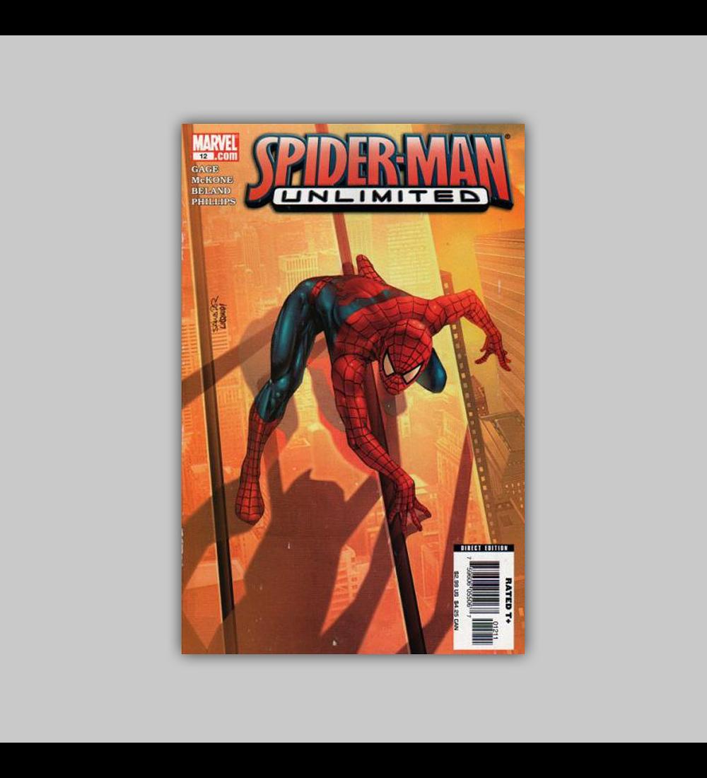 Spider-Man Unlimited (Vol. 2) 12 2006