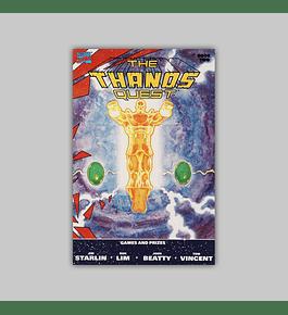 Thanos Quest 2 1990
