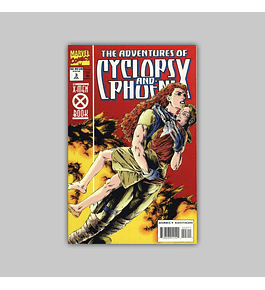 The Adventures of Cyclops and Phoenix 3 1994