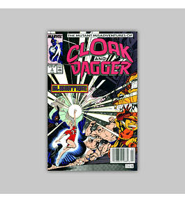 The Mutant Misadventures of Cloak and Dagger 3 1989